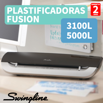 Plastificadora Swingline