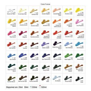 Tinta Acrílica Acrylic Colors 20ml Acrilex