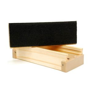 Apagador para Quadro Negro com Porta Giz - Stalo
