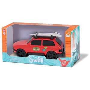 CARRINHO - SWELL CAR C/PRANCHA CORES SORT - ORANGE TOYS