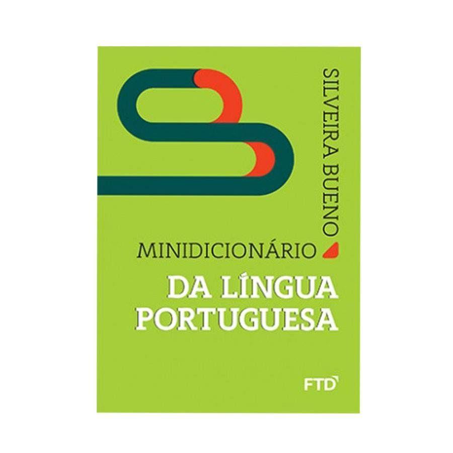 b5afc58598 Dicionário Português Silveira Bueno - Editora FTD na Papelaria Art Nova