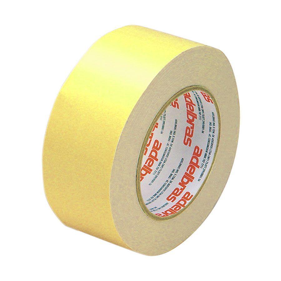 Fita Dupla Face Carpet Tape 48mm x 30m - Adelbras na Papelaria Art Nova ea91f6bd40