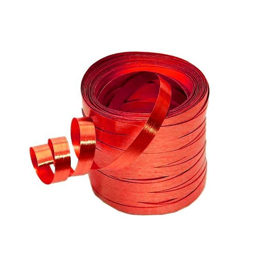Fitilho para Presente 5mm x 50m Vermelho - Emfesta